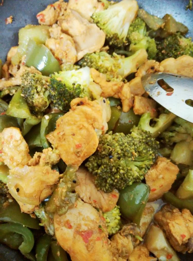 veggie-chicken